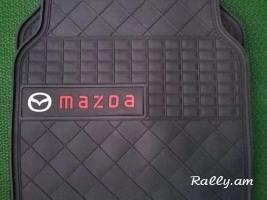 Սիլիկոնե կովրիկներ Mazda
