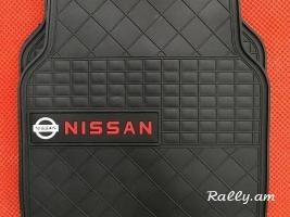 Սիլիկոնե կովրիկներ Nissan