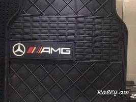 Սիլիկոնե կովրիկներ Mercedes-Benz