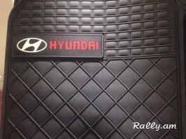 Սիլիկոնե կովրիկներ Hyundai