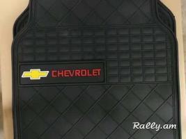 Սիլիկոնե կովրիկներ Chevrolet