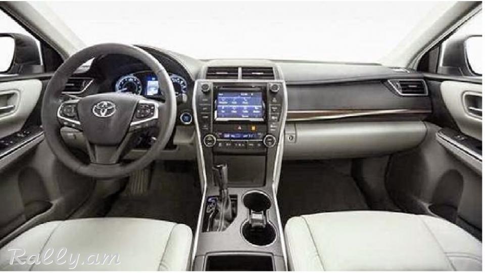 Օրիգինալ 2013-2017 Toyota Camry-ի էկրանով աշխատող Android համակարգ