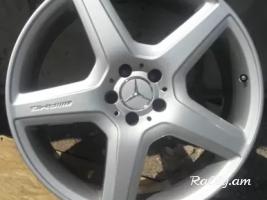 R 20 AMG Mercedes Benz-i, GL, ML, anvahec, bandaj, անվահեծ, անիվներ, anvahecer