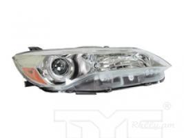 Toyota camry 2015-2017 USA առջևի լուսարձակներ TYC