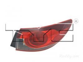 Mazda 6 14-16 USA լուսարձակներ TYC