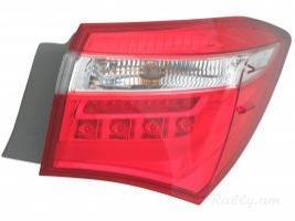 Toyota corolla 2014-2017 EURO լուսարձակներ TYC