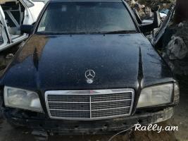Mercedes w202 maser