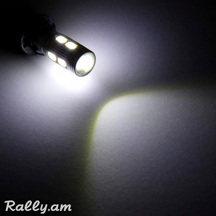 Ավտոլամպեր Avtolamper (лампочки для автомобиля) LED Lamp T10W 12V (1 hat)