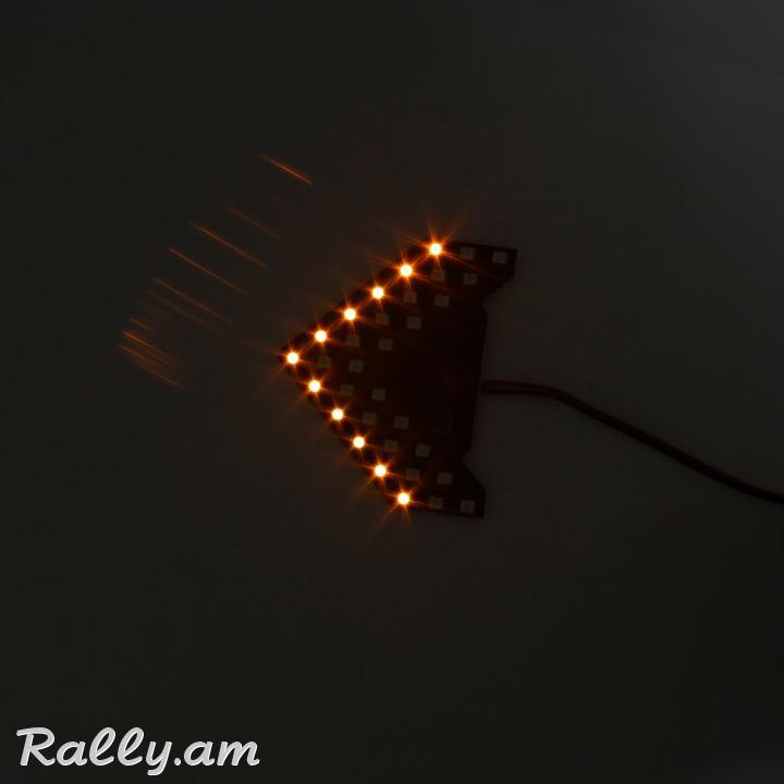 Tartich LED 33 STROB (LED luyser) (1 zuyg)