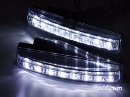Antitumanik LED Halogen DRL (LED luyser) 16 LED (1zuyg)