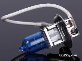 Ավտոլամպեր Avtolamper (лампочки для автомобиля) H3 12V 55W 6000K (1 hat)