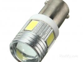 Ավտոլամպեր Avtolamper (лампочки для автомобиля) LED Lamp BA9S T4W 12V (1 hat)