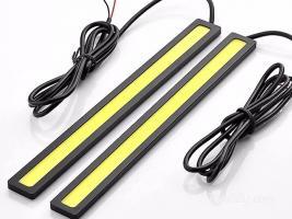LED Halogen DRL (LED luyser) (1zuyg)