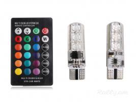 T10 RGB Սիլիկոն (1 kom)