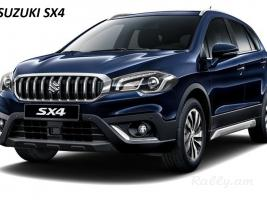 Cankacac pahestamas Suzuki SX4
