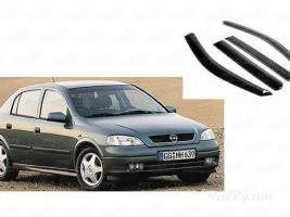 Օպել Աստրա ջ ի վետրավիկներ նոր Opel Astra G vetravik