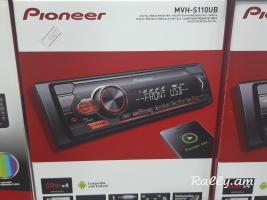 Pioneer MVH-S110UB pioneer