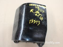 Накладка заднего бампера правая для Volkswagen Transporter T5 (2003-2015)