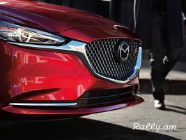 Mazda 6 ablicovka 2018-2019t