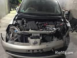 Nissan tiida mator 1.5