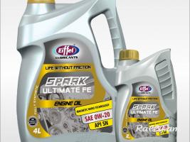 EIFFEL Շարժիչի յուղեր 0w20 4L fully synthetic