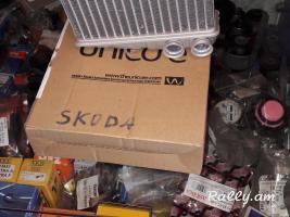 Skoda oktavia pechi peji radiator