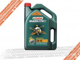 Castrol Magnatec 5W40 1լ / Original Անգլիական / Garage88