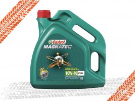 Castrol Magnatec 10W40 1լ / Original Անգլիական / Garage88