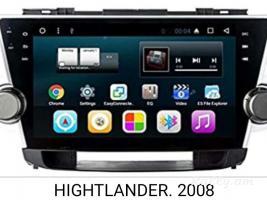 Highlander 2008