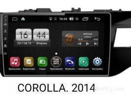 Corolla 2014