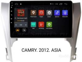 Camry 2012 ASIA