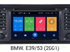 BMW E39 / E53 2001