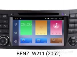 Benz w211 2002