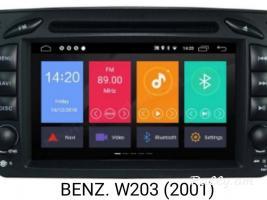 Benz w203 2001