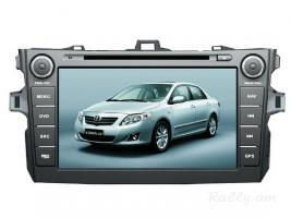 Toyota Corolla 2007-2012 Android