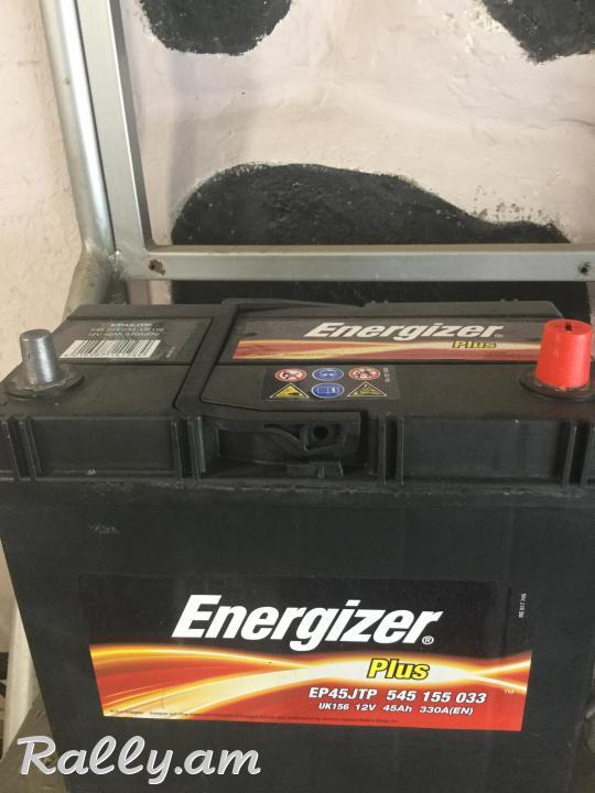 ENERGIZER 45Ah
