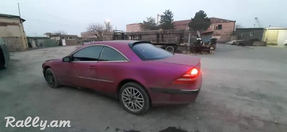 W215 CL 500 պահեստամասեր օրիգինալ raskulachit