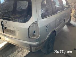 Opel zafira raskulachit