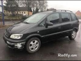 Opel zafira qandum em
