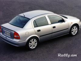 Opel astra g sedani ameninch