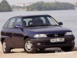Opel astra f ameninch