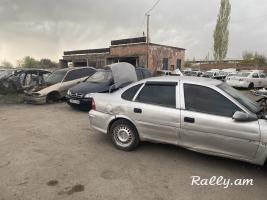 Opel vectra b-i raskulachit