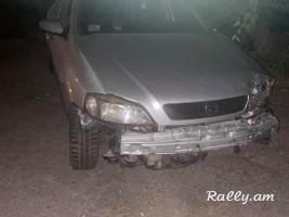 Opel astra g ameninch
