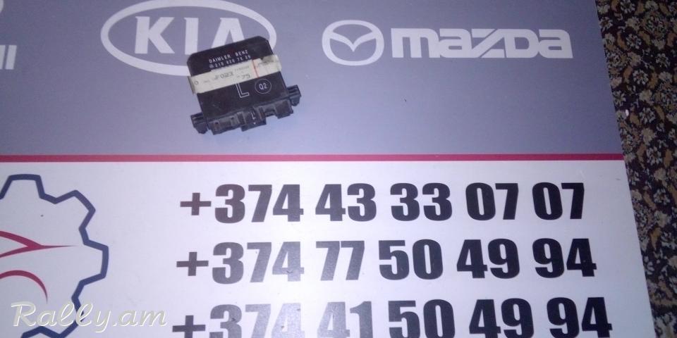 Sidelniki, hayelineri kargavorman blok, nstatexeri, haelineri blok kontroler Mercedes- Benz C (W203) 2001 MERCEDES-BENZ E-KLASSE (W210) E 320 CDI 2108207526 210 820 75 26 TEMIC