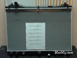 Suzuki Grand Vitara радиатор texum unenq