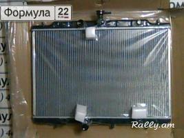 Mitsubishi Outlander radiator Mitsubishi Airtrek  radiator митсубиси аутлендер радиатор texum unenq