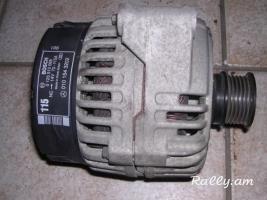W210 dinamo 115 amp