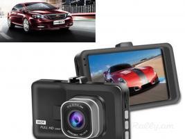Վիդեոռեգիստրատոր 3 դույմ FULL HD 1080, Night Vision LCD (Լրիվ Նոր)