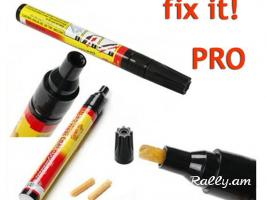 FIX IT PRO, Карандаш для удаления царапин с машины, Car Scratch Repair Remover