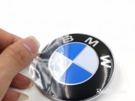 BMW kapoti ev bagajniki Emblema (Logo) (Նոր) (բարձր որակ)